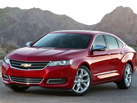 impala chevy 2015 chevrolet introduces cng capable 2015 chevy impala