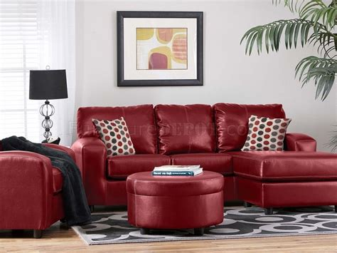 san marino sectional 446 rona sectional sofa san marino red polyvinyl by chelsea