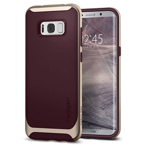 New Spigen Neo Hybrid For Galaxy S8 Plus Silver Arctic galaxy s8 neo hybrid galaxy s8 samsung cell phone spigen
