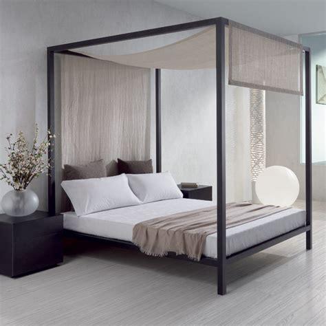 letto a baldacchino moderno letto a baldacchino moderno idee di design per la casa