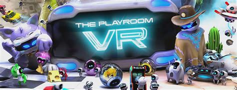 ps4 playroom the playroom vr sur ps4 psvr sur ps4