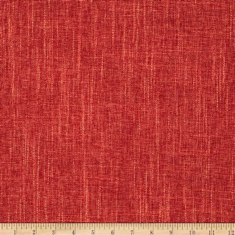 Waverly Upholstery Fabrics by Waverly Orissa Crimson Discount Designer Fabric Fabric