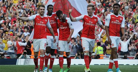 arsenal players 2017 18 arsenal premier league fixtures 2017 18 confirmed opening