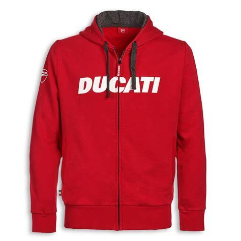 Zipper Sweater Big Size Ducati apparel all ducati ducatiana sweatshirt