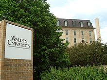 Walden Mba Admission Requirements by Walden
