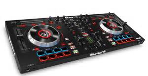 numark mixtrack pro 4 decks numark s new standard of dj performance mixtrack