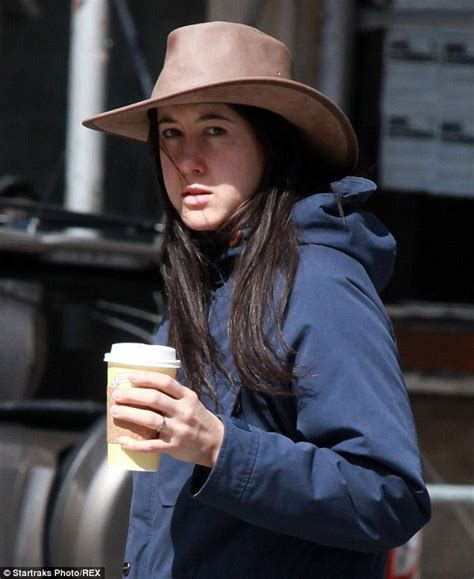 Vanessa Carlton takes her dog Lord Victor for a walk