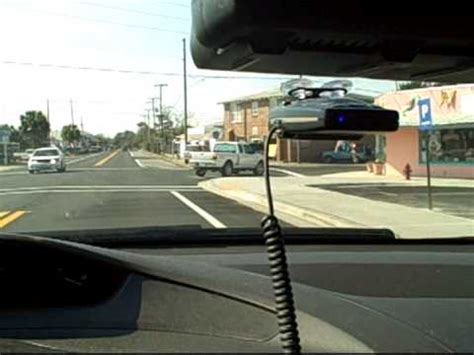 one vs 9500ix passport 9500 ix radar laser detector demo