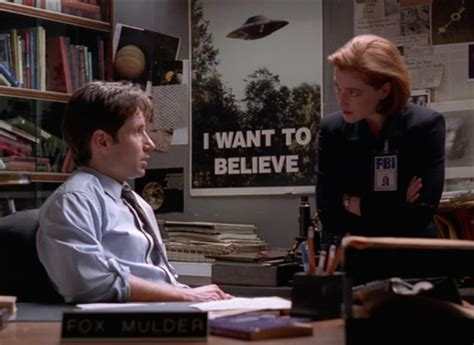 Vcd Original The X Files And I Want To Believe the x files i want to believe poster s origin story the new republic