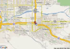 map of redlands california map of dynasty suites redlands redlands
