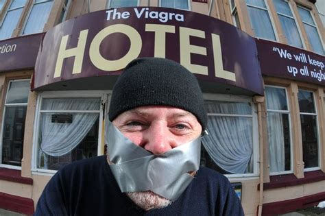 swinging hotel blackpool hotel owner faces being slapped with an asbo after giving
