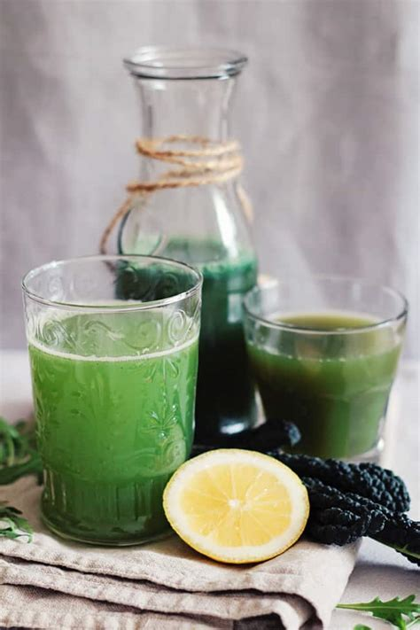 Detox Juice Recipes by Your Liver With 3 Cleansing Detox Juice Recipes