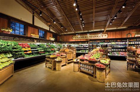 gambar layout supermarket 超市小堆头创意陈列图片分享