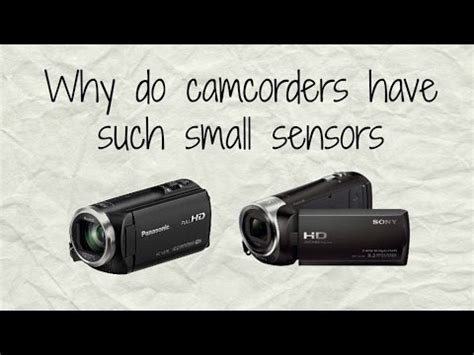 top 3 reasons to still buy a camcorder in 2017