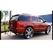 GMC Yukon On 30s  YouTube