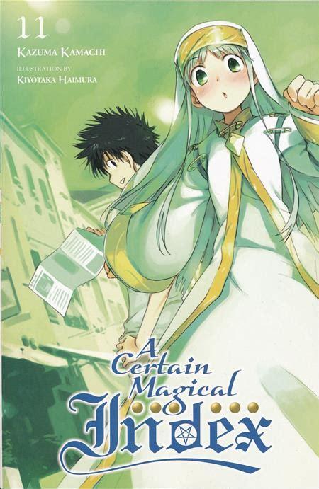 A Certain Magical Index Vol 1 Komik a certain magical index light novel sc vol 11 c 1 1 0 discount comic book service