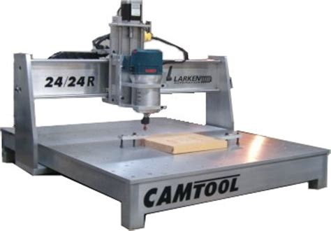 larken camtool 24 24r table top cnc 3 axis router system