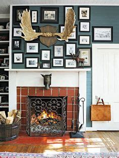 rustic and cosy cabin decor panda s house 1000 images about rustic cottage on pinterest antlers