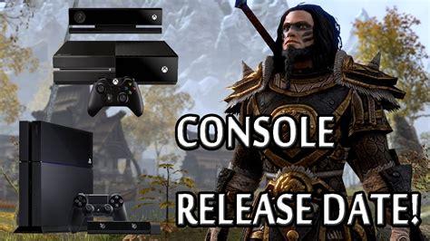 elder scrolls console release date elder scrolls goes free to play console release