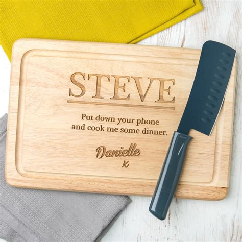 funny cutting boards funny chopping board personalised gift for him by dust and things notonthehighstreet com
