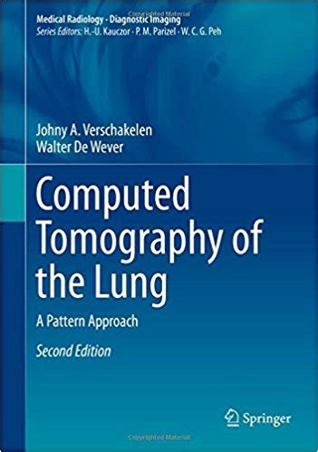 computed tomography of the lung a pattern approach 2nd