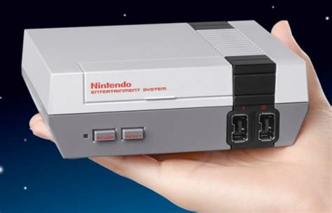nintendo anuncia la nes classic edition la 233 pica consola est 225 de regreso joystick cloud