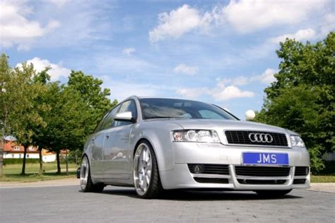 Audi A4 Avant Tuning Teile by Frontspoiler Racelook Jms Facelift Look Audi A4 B6 B7