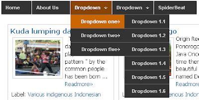 membuat menu dropdown cantik dengan css tips cara terbaik membuat navbar dropdown menu dengan css