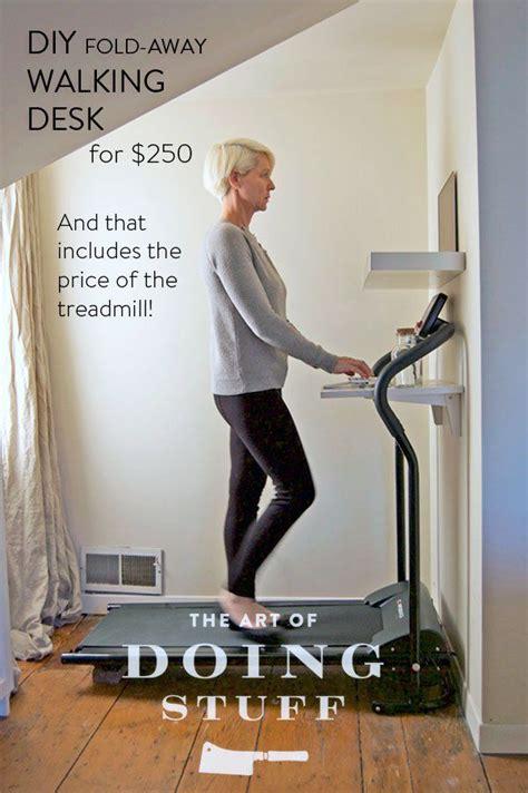 walking desk diy the 25 best ideas about treadmill desk on