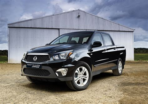 ssangyong korando sports 2013 ssangyong korando sports pick up price 163 18 295