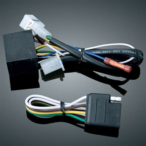 kuryakyn 5 to 4 wire converter for universal trailer