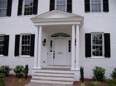 outdoor white brick homes 007 white brick homes design