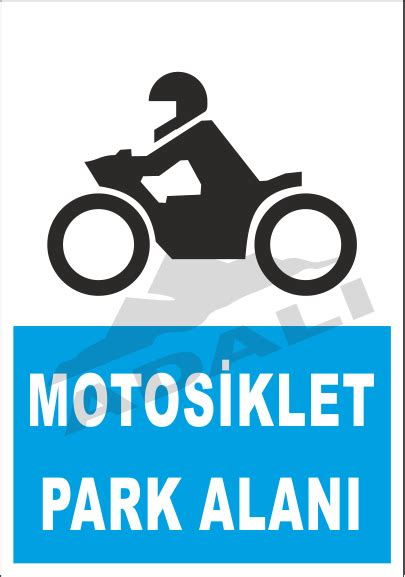park levhalari motosiklet park alani es   adali