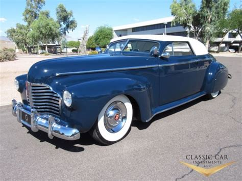 1941 buick convertible for sale classic 1941 buick roadmaster convertible coupe 300g