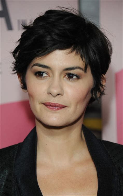 how to get audrey tautous pixie cut more pics of audrey tautou pixie 1 of 13 pixie