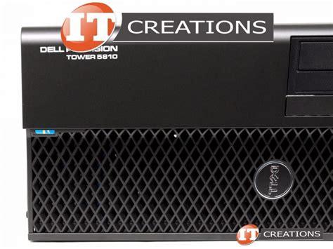 Dell Precision Tower T5810 E5 1620v3 1x 16gb 1x 1tb Win 10 Pro 24 dell t5810 workstation e5 1620v3 3 5ghz 4 64gb 2 x 1tb ssd quadro k2000