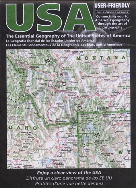 imus map of the united states usa map from imus geographics essential geography of the