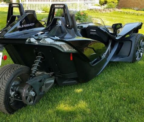 Ebay Polaris Slingshot For Sale by 2017 Polaris Slingshot For Sale 17 Used Motorcycles From