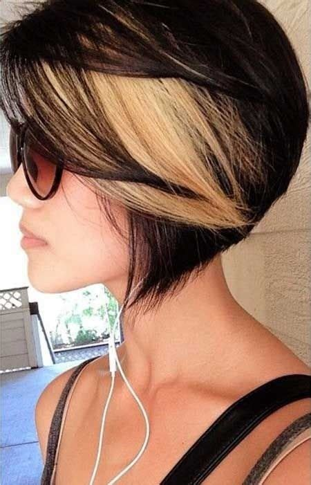 blonde bob black 16 cool and edgy black blonde hairstyles pretty designs