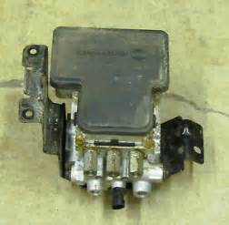 Anti Lock Brake System Abs Module 1997 S10 Blazer Anti Lock Brake System Module
