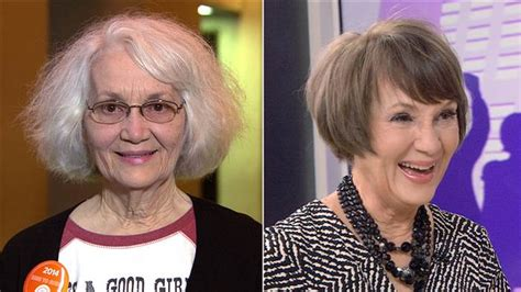 makeover today show 75 year old texan barely recognizes herself after makeover