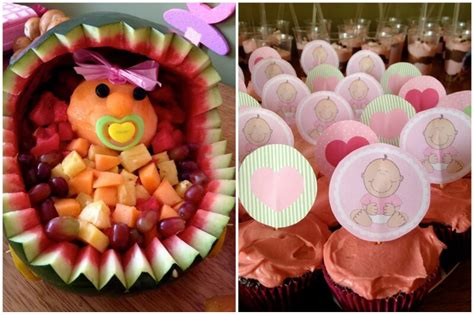 Fruit Baskets For Baby Showers With Watermelon by Simple Watermelon Baby Fruits Basket Baby Shower Ideas
