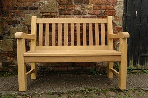 handmade wooden garden benches bench08