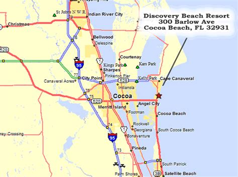map of cocoa florida cocoa map world map 07