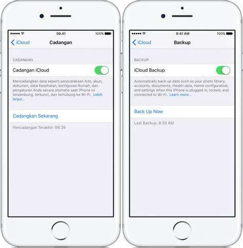 cara membuat icloud pada iphone 5 cara membuat cadangan backup iphone tanpa komputer ofamni