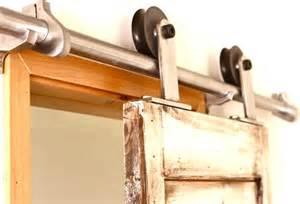 barn door hardware track system