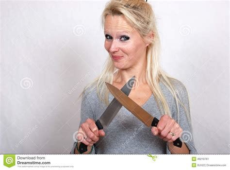 womens knives with knife stock photo image 49219761