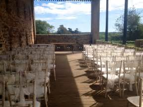 Lace sash hire at newton hall and high house farm in