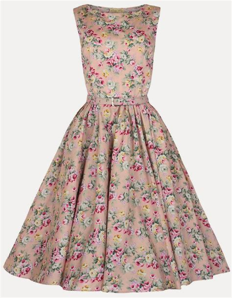 1950 s swing dress 1950s dress allis vintage