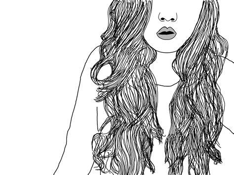 tumblr blackandwhite draw outline cute